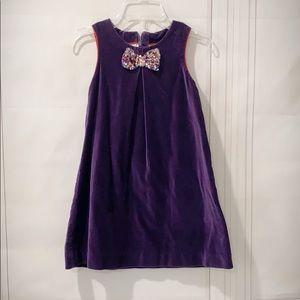 Mini Boden girls dress 7-8